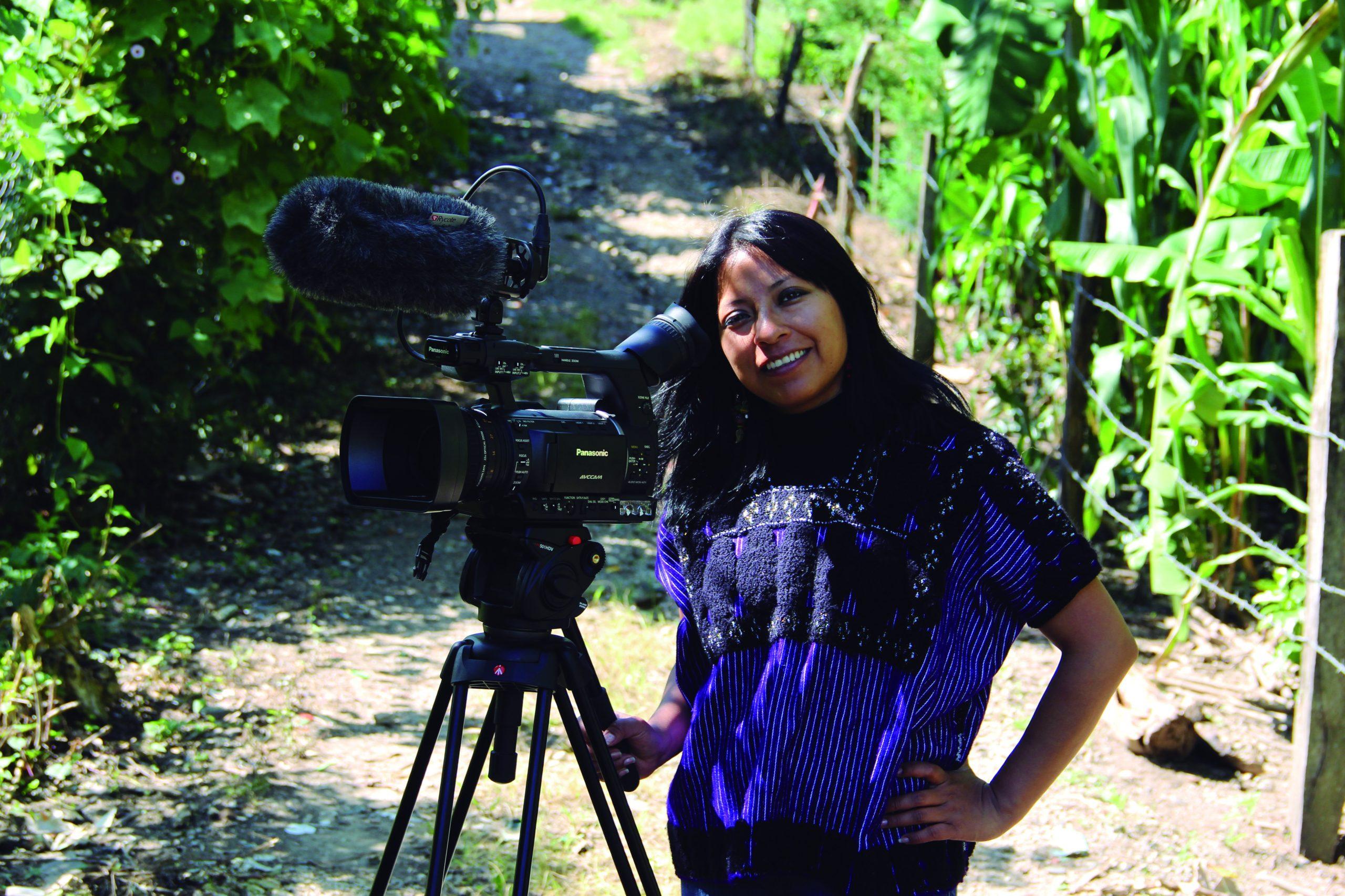 María Sojob, realizadora