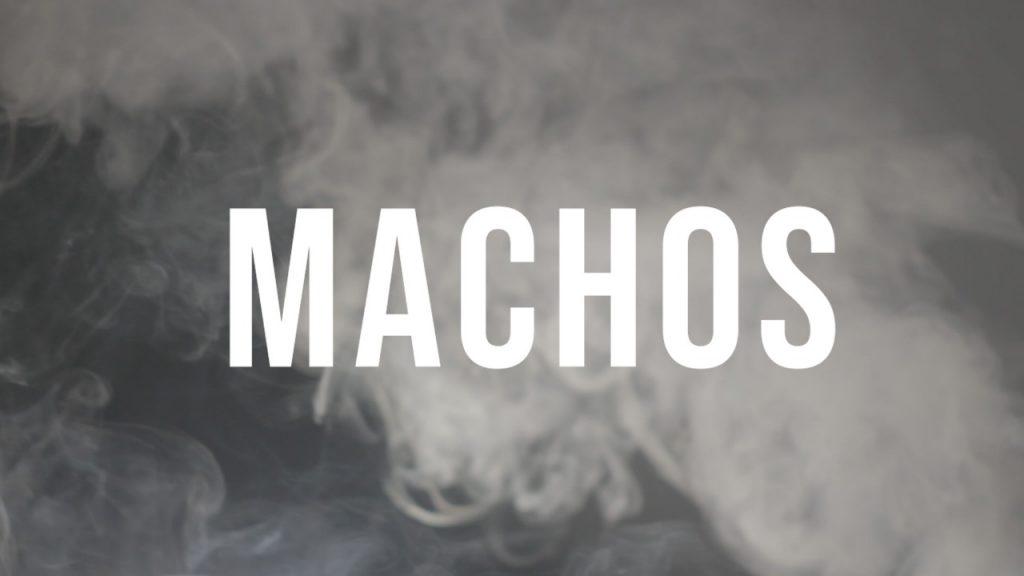 Machos banner