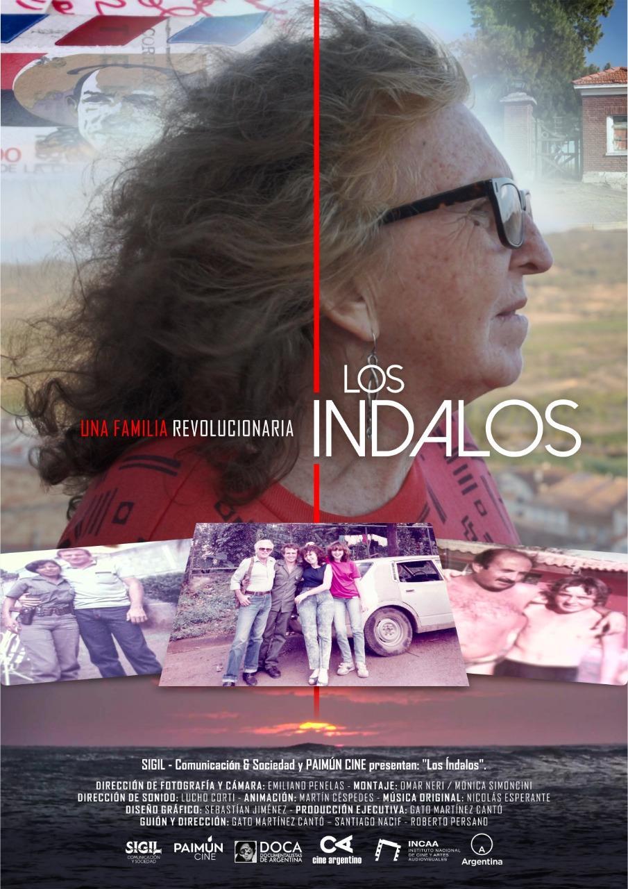 Poster Los Indálos