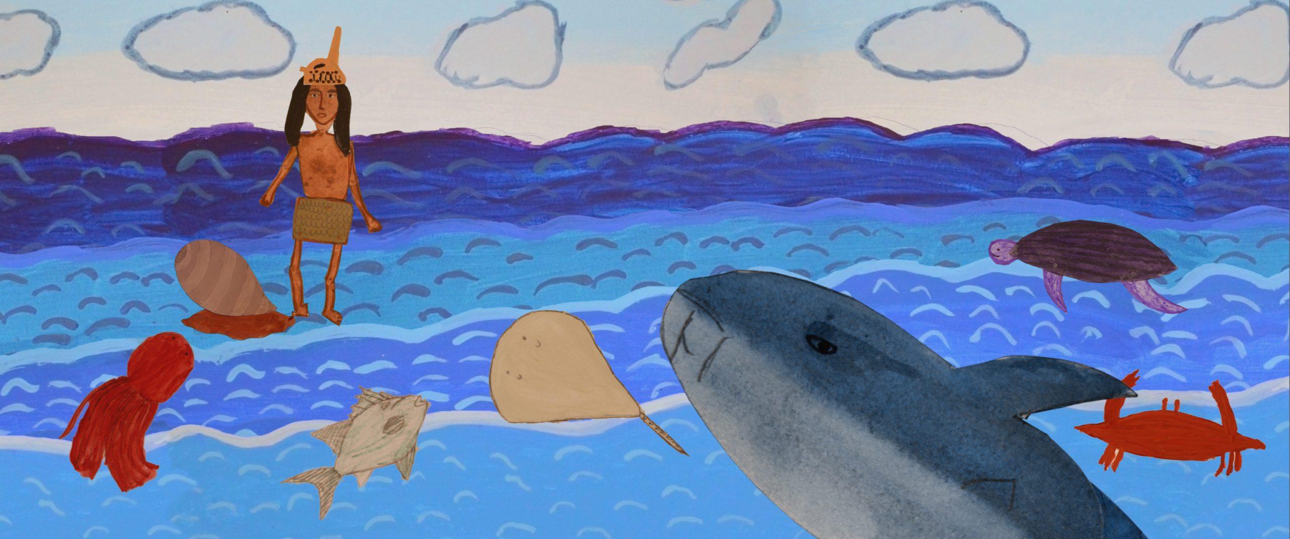 Still animación La creación del mundo2