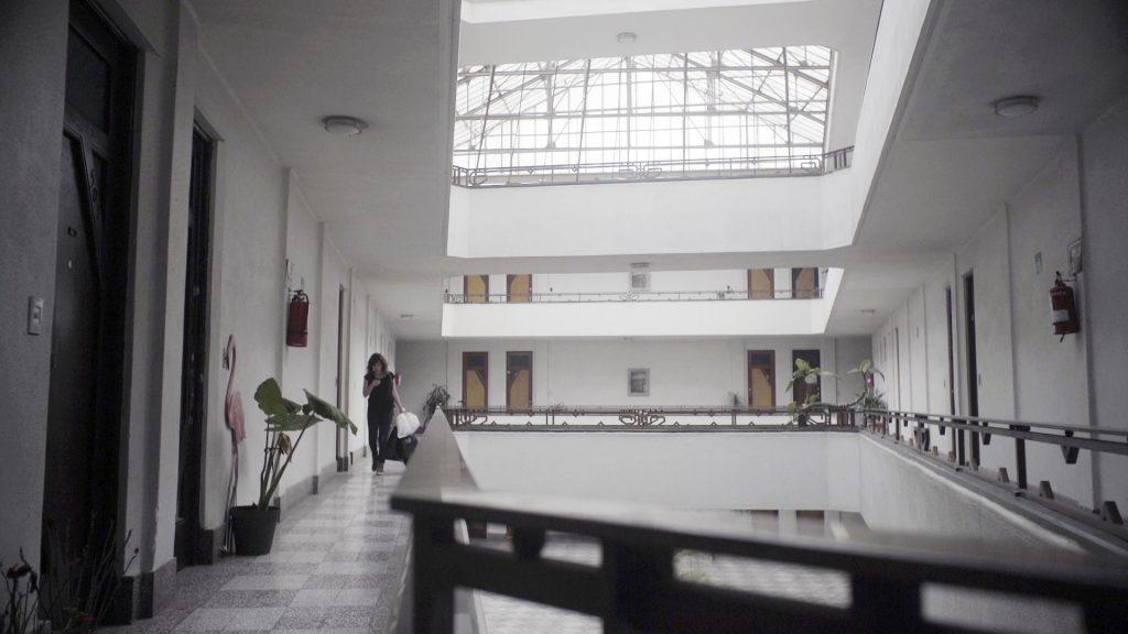 """Edificio """"Ermita"""" en Tacubaya"""