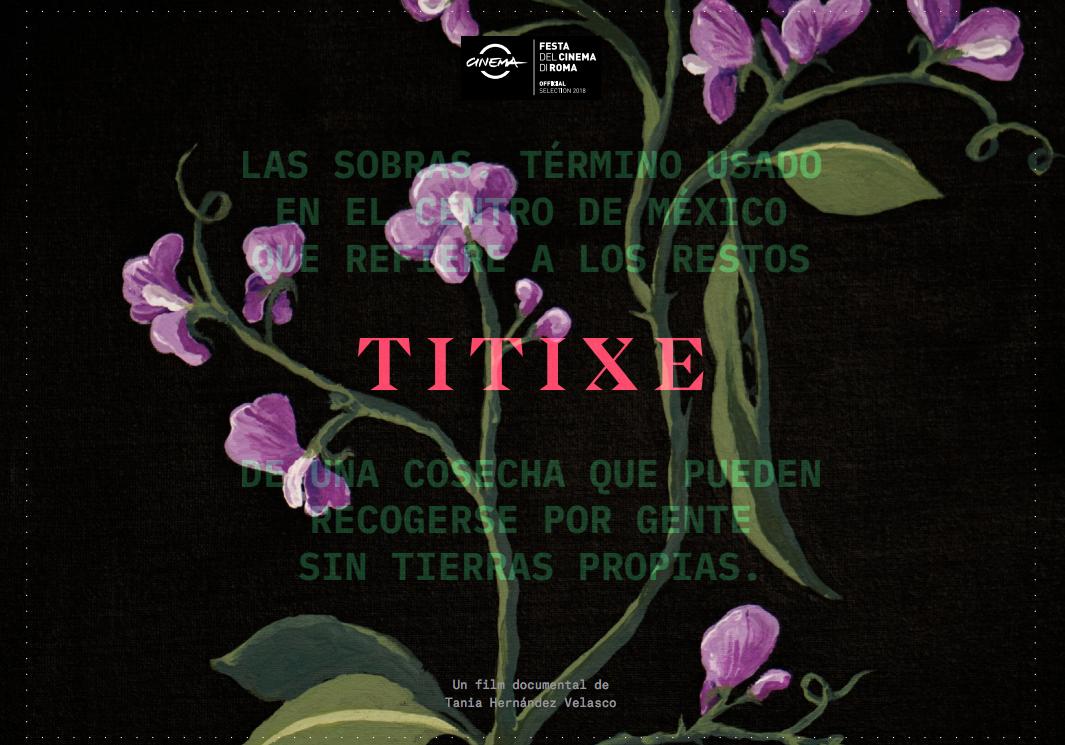 Cartel Titixe